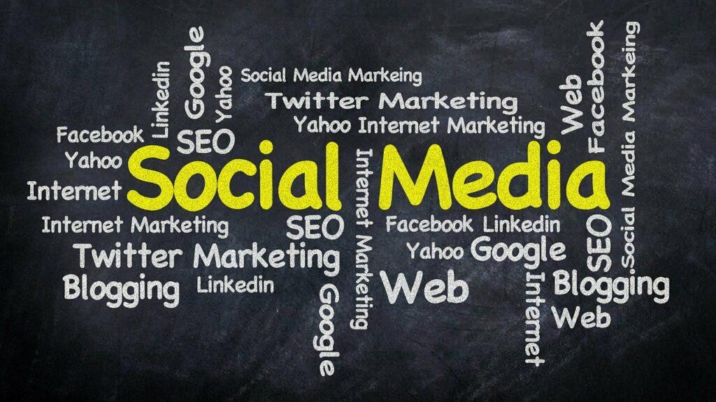 social media marketing and sales