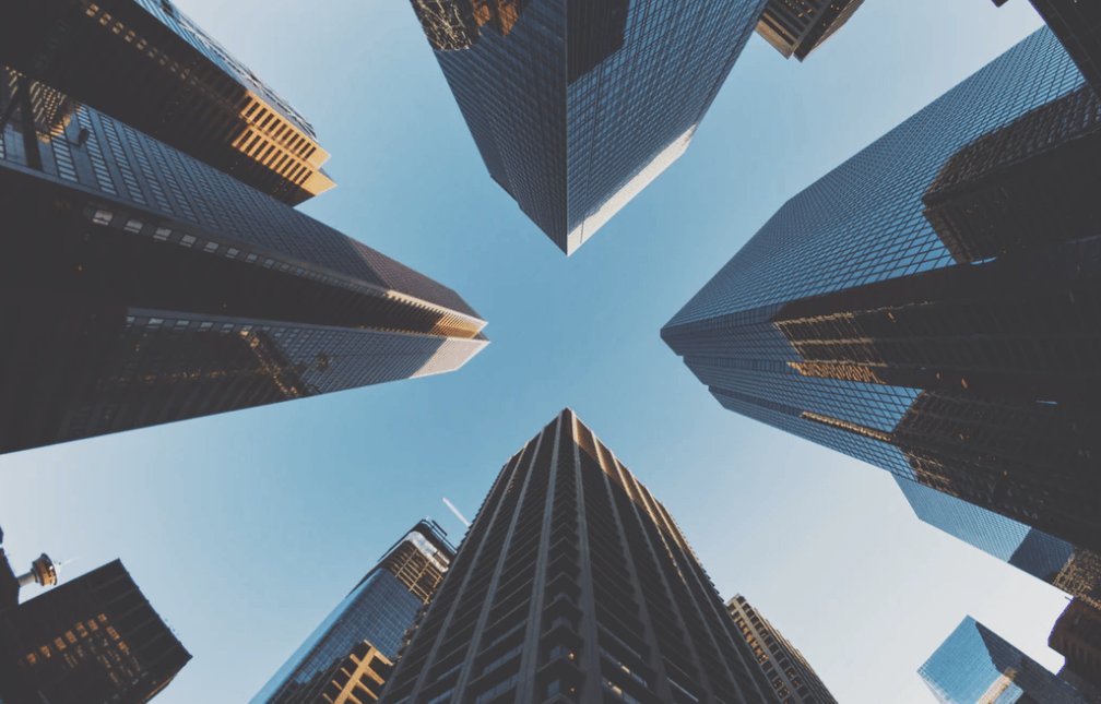 Business Blogging Best Practices with Skyscrapers Downtown