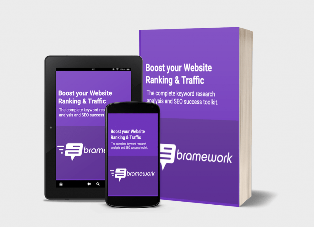 Boost Your Website Ranking and Traffic eBook